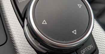 BMW NBT Touch Controller
